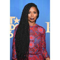 WEST HOLLYWOOD, CA - JUNE 22:  Actress Tasha Smith attends Debra Lee's PRE kicking off the 2016 BET Awards at The London West Hollywood on June 22, 2016 in West Hollywood, California.  (Photo by Paras Griffin/FilmMagic)