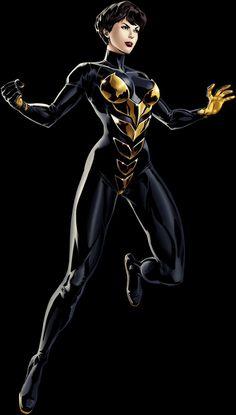 Wasp | #comics #marvel #wasp