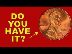 Rare Coins Worth Money, Valuable Coins, Disney Princess Memes, Error Coins, Coin Worth, Dollar Coin, Coin Collecting, That Look, Pennies