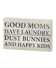 Take a look at this 'Laundry' Wall Plaque today!