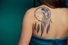 Amazing Dreamcatcher Tattoo Meaning Dreamcatcher Tattoo Meaning is taken from a Korean film. It is not only the symbol of dreams, of love, but also a spiritual character nua. A Dreamcatcher tattoo emerged also from that.