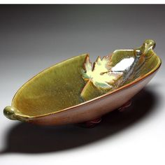 Boat x 17 x 8 Travis Berning Gallery Tree House Pottery, Dillsoboro, NC Galleries, Decorative Bowls, I Shop, Pottery, Clay, Passion, Ceramics, Party, House