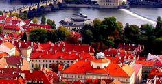 Prague, Czech Republic | PASSPORT // | Pinterest | Prague, Mobile wallpaper and Head to