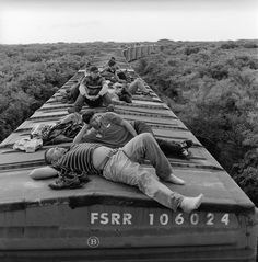 Enrique's Journey, Great Depression, Baby Shower Gifts For Boys, Documentary Photographers, Portrait Photographers, Contemporary Photography, Train Tracks, United States, Trains