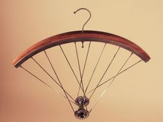 OLD BIKES – NEW HANGERS, BY OLIVER STAIANO