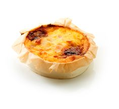 Quiche Bleu d'Auvergne Pear Almond Goat Cheese, Camembert Cheese, Quiches, Fresh Vegetables, Pear, Catering, Almond, Bacon, Food