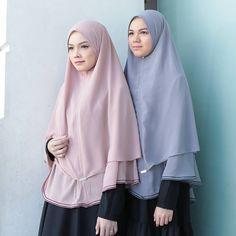 Casual Hijab Outfit, Hijab Chic, Hijab Dress, Abaya Fashion, Fashion Outfits, Muslim Women Fashion, Hijabi Girl, Beautiful Hijab, Mode Hijab