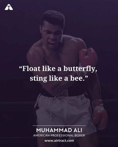 Top 20 Greatest Muhammad Ali Quotes