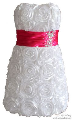 FairOnly White Short Bridesmaid Cocktail Evening Dress Size 6 8 10 12 14 16 #FairOnly #WrapDress #Formal
