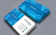 Сorporate Business Card v56