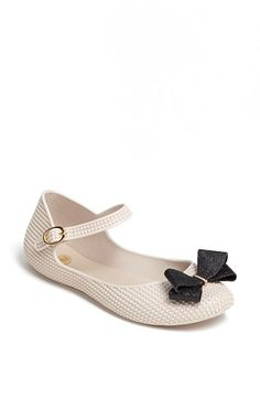 Mel by Melissa 'Blueberry II' Mary Jane Flat available at #Nordstrom