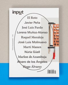 Input Magazine #1 on Behance
