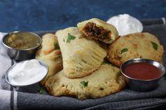 Ground Beef Empanadas Recipe | #keto and #lowcarb recipe for empanadas! | mincerepublic.com