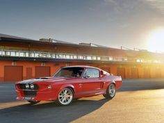 Classic Recreations Brings Coyote-Powered '67 Shelby to SEMA 2013 - Modified Mustangs