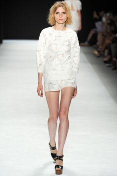 Jill Stuart   Spring 2014 Ready-to-Wear Collection   Style.com