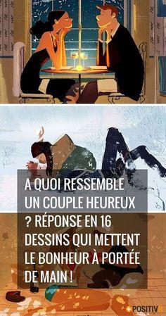 Un couple heureux, c'est quoi ? Réponses de Pascal Campion !