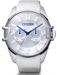 Citizen Eco-Drive EYES Limted Edition Watch AO9010-02A