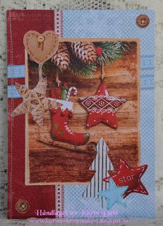 Karins-kortemakeri: Studio Light Studio Lighting, Smash Book, Advent Calendar, Flag, Lights, Stars, Holiday Decor, Home Decor, Creative