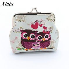 $0.85 (Buy here: https://alitems.com/g/1e8d114494ebda23ff8b16525dc3e8/?i=5&ulp=https%3A%2F%2Fwww.aliexpress.com%2Fitem%2FXiniu-Women-Purse-Lovely-Owl-Pattern-Printing-Hasp-Small-Wallet-Women-Cute-Coin-Purse-Wallet-Carteira%2F32779379356.html ) Xiniu Women Purse Lovely Owl Pattern Printing Hasp Small Wallet Women Cute Coin Purse Wallet Carteira Feminina #1207 for just $0.85