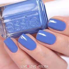 Essie Pret-a-Surfer Nail Polish (Summer 2015 Collection) | Live Love Polish
