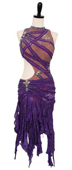 Top Notch | Rhythm & Latin Dresses | Encore Ballroom Couture