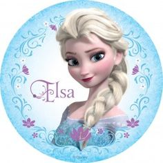 Frozen Elsa Anna Edible Image Photo Cake Topper Sheet Birthday Party - 8 Inches Round - 10049 * Remarkable product available - Baking tools Elsa Frozen, Disney Princess Frozen, Elsa Pictures, Frozen Pictures, Frozen Birthday Theme, Frozen Theme Party, Anna Und Elsa, Frozen Christmas, Frozen Cake