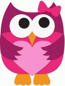 Silhouette Online Store - View Design #38265: love owl