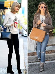 b0f65d25eca Taylor Swift and Jessica Alba wearing our bunny sweater.