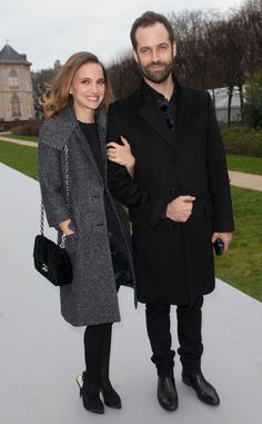 Natalie Portman & Benjamin Millepied from The Big Picture: Today's Hot Pics | E! Online