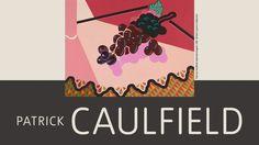 Patrick Caulfield exhbition at Tate Britain banner