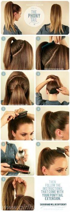 via Best Hairstyle Tutorials For Women http://ift.tt/2dgsyoq