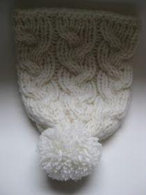 omⒶ KOPPA: Palmikkoneule Crochet, Knitting Patterns, Winter Hats, Slippers, Caps Hats, Knit Beanie Pattern, Pink October, Knit Patterns, Chrochet