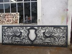 Cnc Plasma, Plasma Cutting, Lazer Cut Wood, Balcony Railing Design, Scrap Metal Art, Sheet Metal, Laser, Metal Working, Furniture