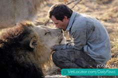 Friendship between Animal and Human 6