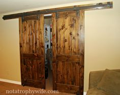 DIY Barn Doors