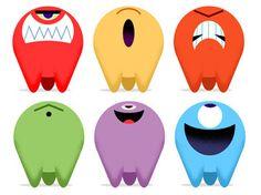 lots of little monsters