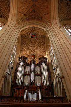 The Abbey Church of Saint Peter and Saint Paul - Bath
