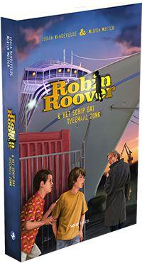 Robin Roover en het schip dat tweemaal zonk (Johan Vandevelde & Martin Muster) - Illustratie: Martin Muster (Solid Tales / De Scriptomanen - 2016)
