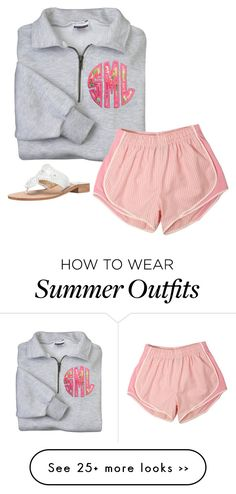 """Summer outfits"" by sassy-and-southern on Polyvore"