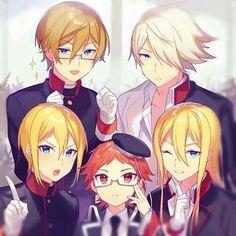 The Royal Tutor (Oushitsu Kyoushi Haine) #Anime #Manga