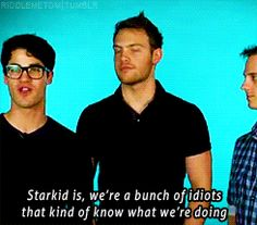 They all just kind of nod, the slightest bit, in agreement. lol  <3