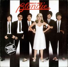Blondie's Parallel Lines album was one of the first records I ever bought