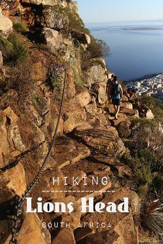 Stadtlandeltern - Südafrika - Kapstadt - Lions Head