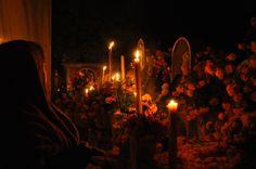 velas de dia de muertos - Buscar con Google