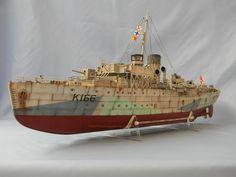 HMCS Snowberry 1/72 - Mod.: Veli Vahap Saltık