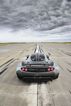 Hennessey Venom GT By Dean Smith (EVO Magazine staff photographer) http://www.flickr.com/photos/dean-photo/