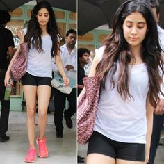 sridevi daughter-  jani kapoor sexy image # tight Braids meme # tight Braids meme