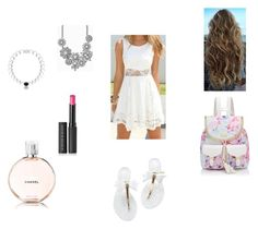 """""""Untitled #45"""" by merijam5 on Polyvore featuring Forever New, Le Métier de Beauté and Chanel"""