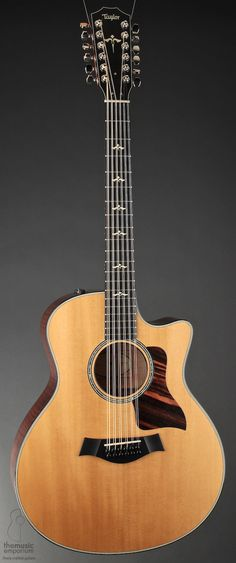 These 12 string acoustic guitars are great. 12 String Acoustic Guitar, Best Acoustic Guitar, Music Guitar, Cool Guitar, Acoustic Guitars, Guitar Diy, Ukulele, Guitar Chords, Electric Guitar Lessons