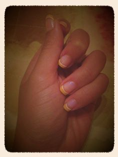 Different French manicure